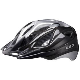 KED Tronus Casque, black/silver